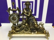 Часы VIRTUS Лира с арфой