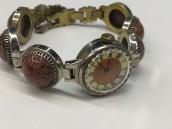 Женские механические винтажные часы Чайка 143870