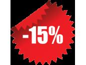 -15% на весь ассортимент!